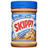 Skippy Erdnussbutter Super Chunk Fat Reduced